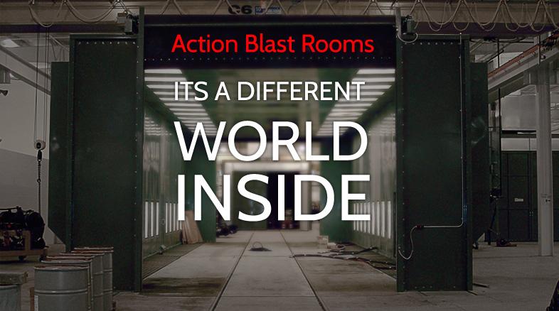 Blast Rooms Action Blast Rooms